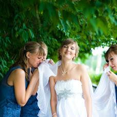 Wedding photographer Darya Legkopudova (S4astlyvaya). Photo of 18.10.2015