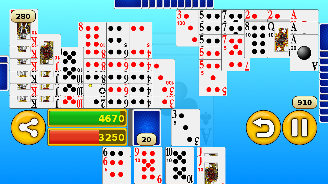 Canasta- screenshot