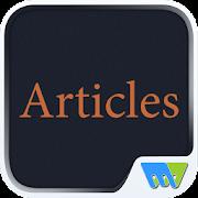 Articles. Did. Llengua i Lit.