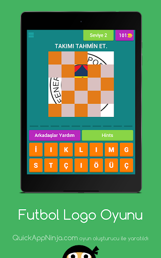 Futbol Logo Oyunu|玩益智App免費|玩APPs