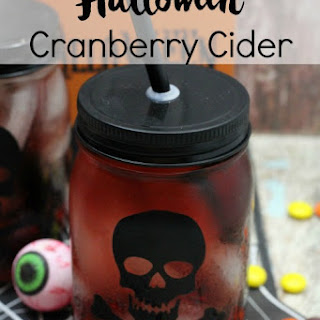 Halloween Apple Cider Punch