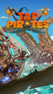 Idle Tap Pirates Mod Apk (Unlimited Money) 6