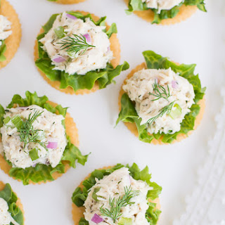 Tuna And Crackers Snack Recipes.