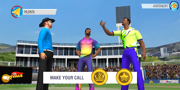 WCC Rivals - Realtime Cricket Multiplayer Screenshot