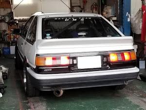カローラレビン AE86 GT-Vのカスタム事例画像 川内大輔さんの2018年12月02日08:44の投稿