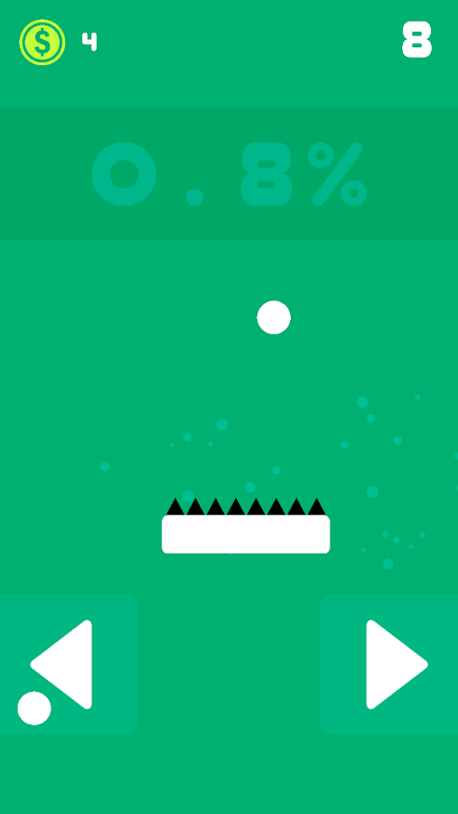 Don't Drop The White Ball 2- screenshot
