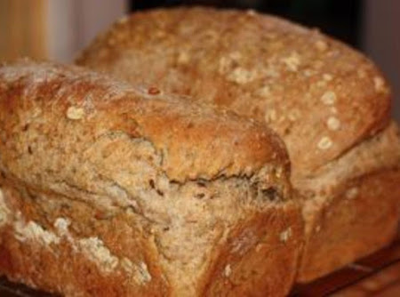 Homemade Multi-Grain Bread Recipe