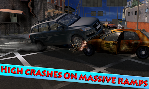Download Prado Auto Motor Crash Simulator-A Auto Crash-Spie APK+mod ...