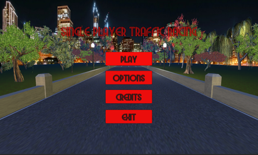Single Player Traffic Racing 1.0 screenshots 1