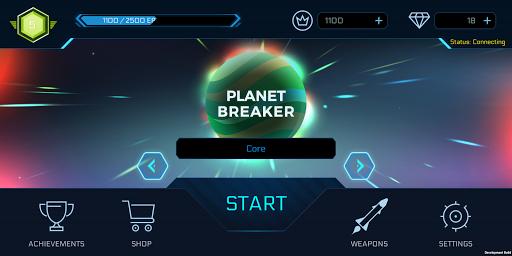 Planet Breaker 0.9.9.4 screenshots 1