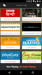 Online Indian Radio screenshot 0
