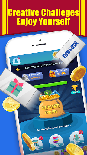 Coin Digger -Awesome game - screenshot