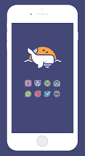 KAMIJARA Sticker Icon Pack (MOD, Paid) v3.5 1
