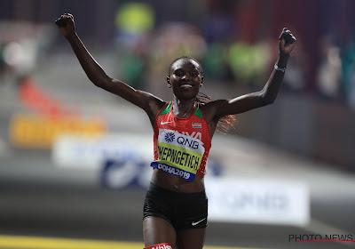 Ethiopiër en Keniaanse winnen prestigieuze marathonawards