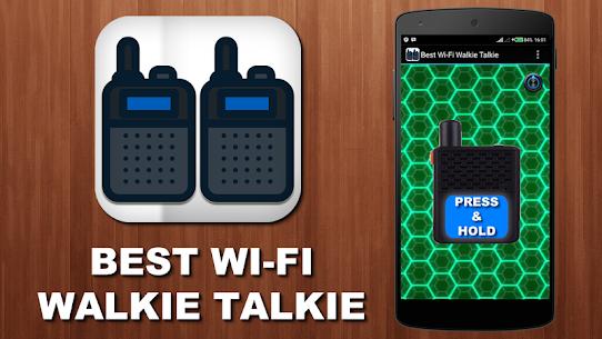 Best Wi-Fi Walkie Talkie v1.0 [ad-free] APK 8