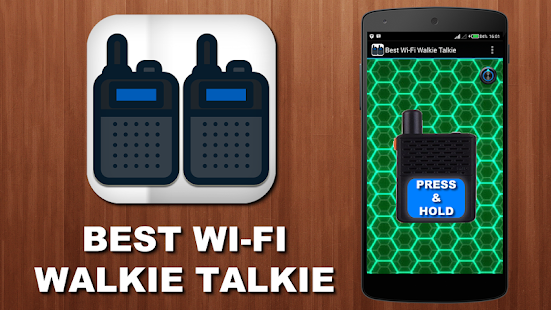 Best Wi-Fi Walkie Talkie Screenshot