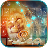Leo Lion keyboard Leo Zodiac
