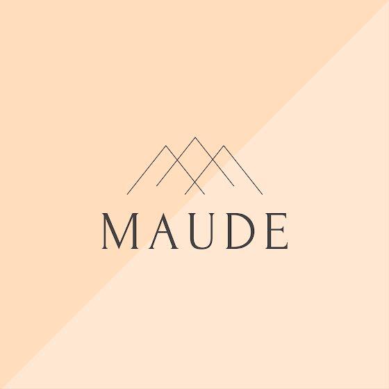 Maude Graphic Design - Logo Template