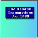 The Benami Transactions act icon