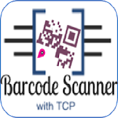 Barcode Scanner with TCP