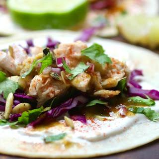 Easy Tuna Tacos
