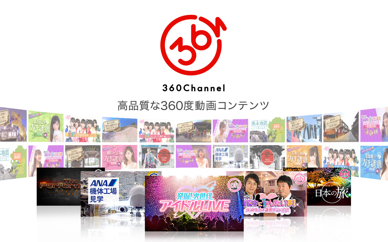360Channel- screenshot