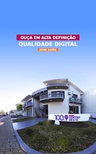 Rádio Centro Oeste 100.9 FM- screenshot thumbnail