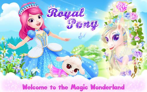 Princess Palace: Royal Pony 1.4 Screenshots 1