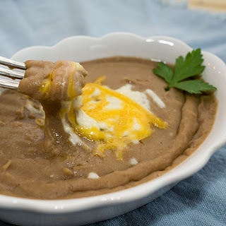 Ingredients In Refried Beans Recipes