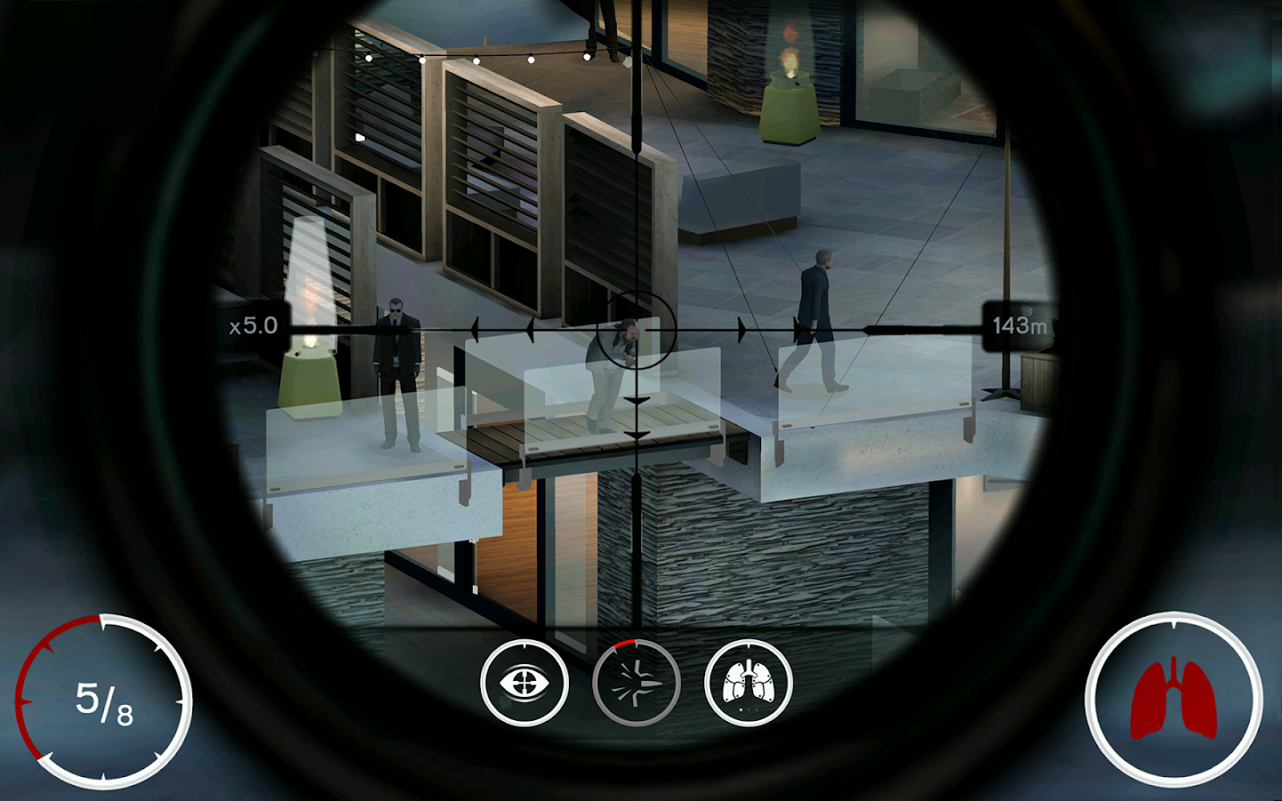 Hitman Sniper- screenshot