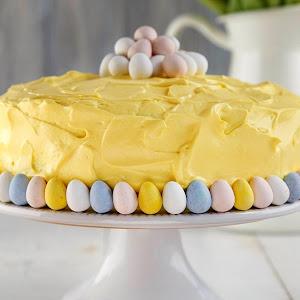 Lemon Citrus Cake