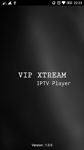 VIP Xtream IPTV Player 1.2.1 screenshots 1