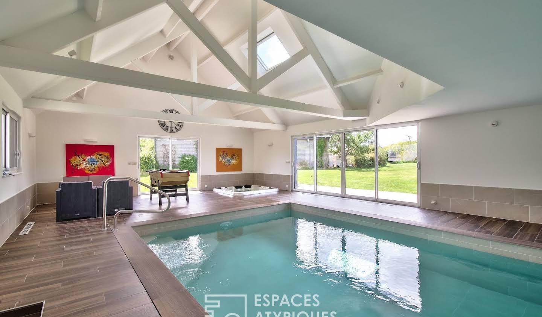 Maison avec piscine et terrasse Plouha