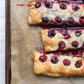 Summer's Best Berry Slab Pie