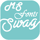 MS Cool Fonts - Stylish Text Generator APK