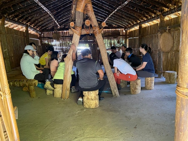 特富野部落-鄒族傳統家屋