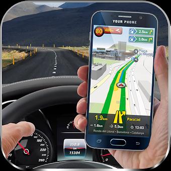 GPS Navigation, GPS Maps, Driving Directions