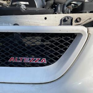 アルテッツァ SXE10 zエディションのカスタム事例画像 あるてさんの2020年11月18日06:13の投稿