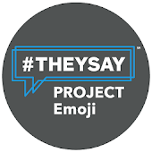 #THEYSAY Project Emojis