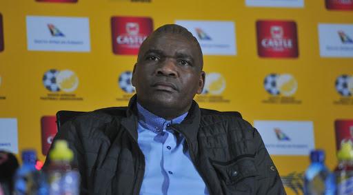 Molefi Ntseki declares he is 'ready for full-time Bafana Bafana job'
