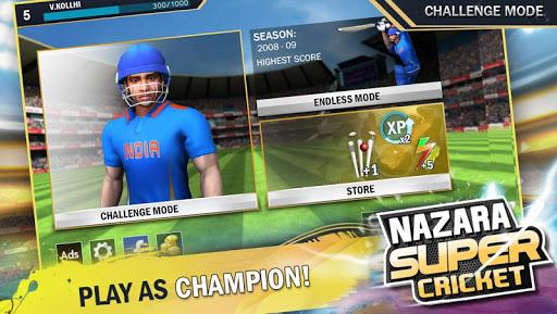 Nazara Super Cricket 0.26 screenshots 11