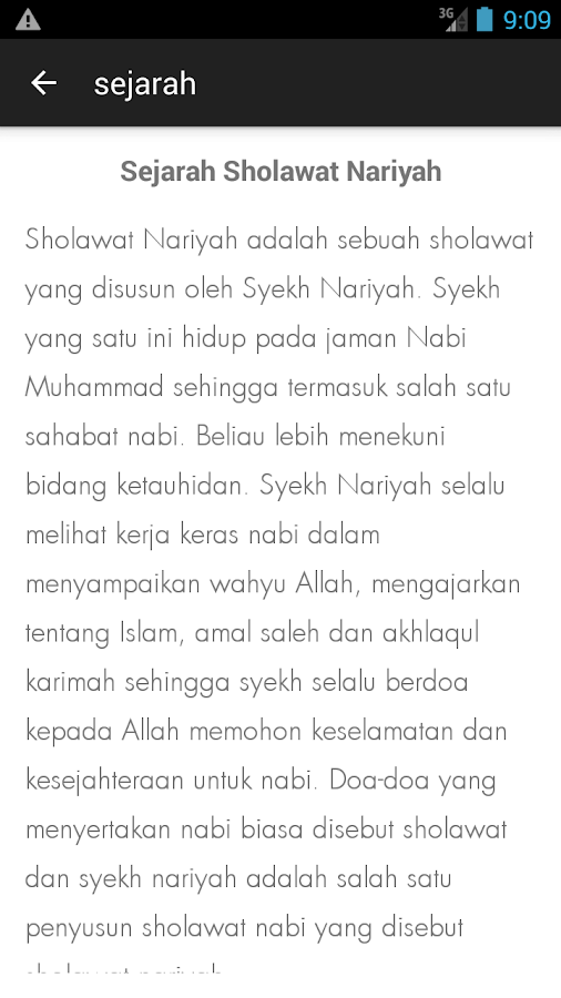 Download Mp3 Sholawat Nariyah Xilusitalia
