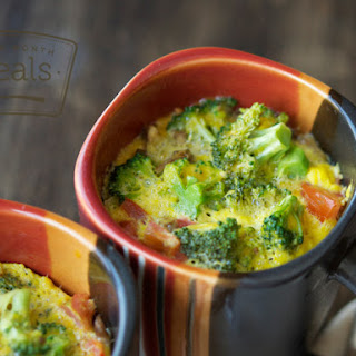 Omelet in a Cup.