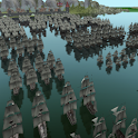 Medieval Naval Ops: Warships of World icon