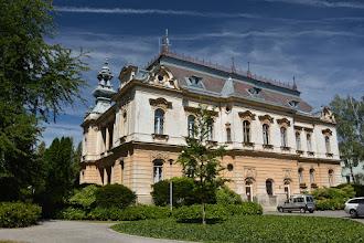 Photo: Willa Langera wybudowana w latach 1890–1892. Jedna z ładniejszych budowli w mieście.