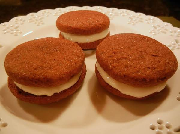 Chocolate Orange Sandwich Cookies With Ginger Recipe