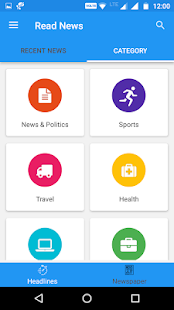 Citoogle - Daily news and trending videos- screenshot thumbnail