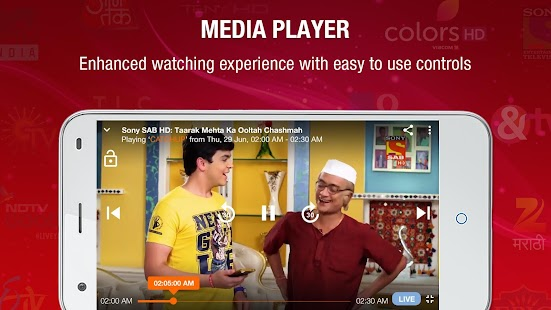 JioTV Live Sports Movies Shows- screenshot thumbnail