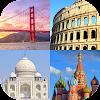 Les villes du monde - Devinez la ville des images
