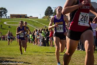 Photo: Girls Varsity - Division 1 44th Annual Richland Cross Country Invitational  Buy Photo: http://photos.garypaulson.net/p268285581/e460e6c22